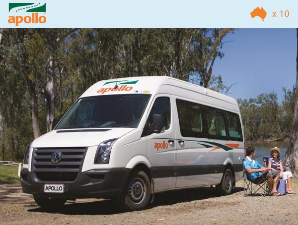 Apollo Campers Australia