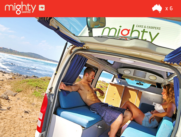 cheap campervan hire