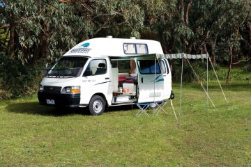 Calypso Campervan Hire
