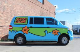 Mystery Machine Van Hire