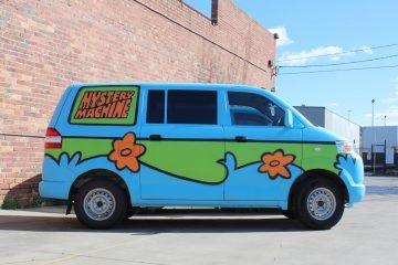 Mystery Machine Van Hire