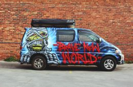 Wicked Campervan Hire
