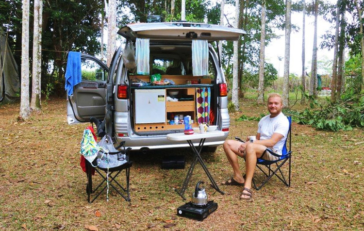 Awesome Campervan Hire