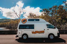 Campervan Hire Melbourne