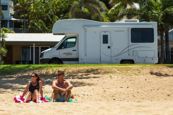 Mighty Campervan Hire Australia