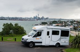 Britz Discovery Motorhome
