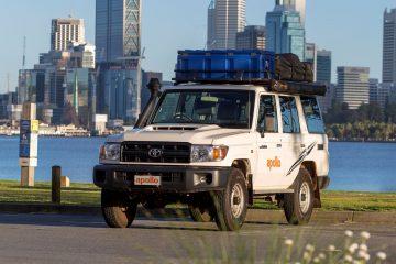 Apollo Overlander 4WD Camper