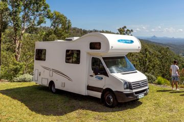 Cheapa 6-Berth Motorhome