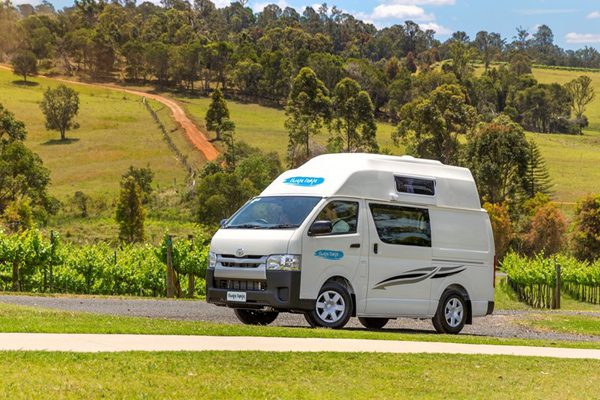 Cheapa Endeavour 4-berth Campervan