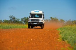 Cheapa Trailfinder 4WD Hire