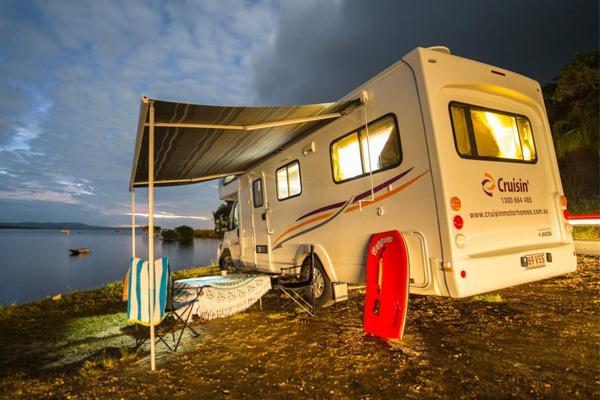Cruisin' Hitop Campervan