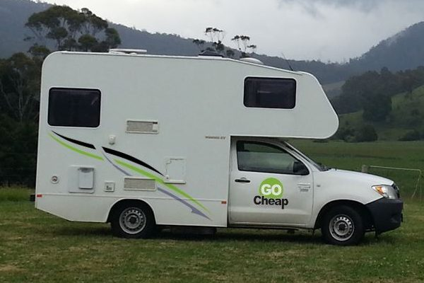 GoCheap 2-Berth Picton Motorhome