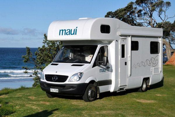 Maui Beach Motorhome