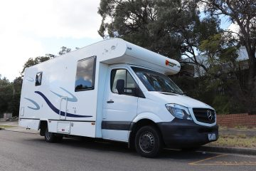 Kangaroo Campers 2-Berth Motorhome