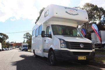 Kangaroo 4-Berth Motorhome