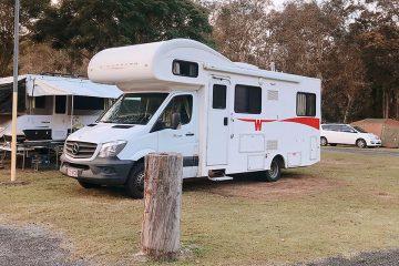 Kangaroo Campers 6-Berth Motorhome
