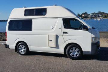 Autosleepers 3-Berth Hitop Campervan