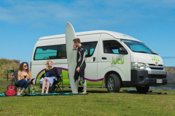 Jucy Coaster Campervan