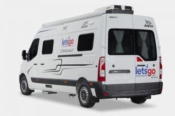 Let's Go Escape Campervan